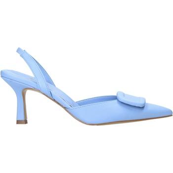 Sapatos Mulher Sandálias Grace Shoes 396004 Azul