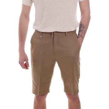 Textil Homem Shorts / Bermudas Antony Morato MMSH00169 FA400060 Bege