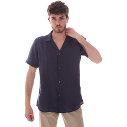Textil Homem Camisas mangas curtas Sseinse CE588SS Azul