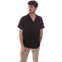 Textil Homem Camisas mangas curtas Sseinse CE588SS Preto