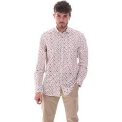 Textil Homem Camisas mangas comprida Sseinse CE620SS Branco