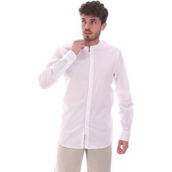 Textil Homem Camisas mangas comprida Sseinse CE639SS Branco