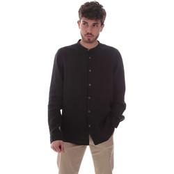 Textil Homem Camisas mangas comprida Sseinse CE643SS Preto