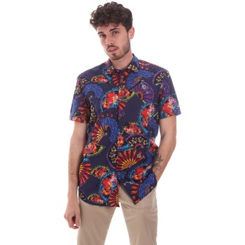 Textil Homem Camisas mangas curtas Sseinse CE665SS Azul