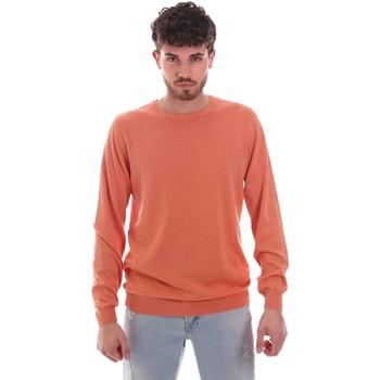 Textil Homem camisolas Sseinse ME1836SS Laranja