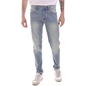Textil Homem Calças Jeans Sseinse PJE760SS Azul
