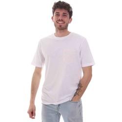 Textil Homem T-Shirt mangas curtas Sseinse TE1852SS Branco