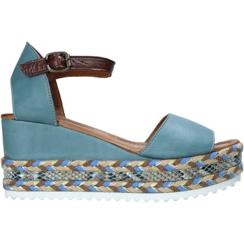 Sapatos Mulher Sandálias Bueno Shoes 21WQ6000 Azul