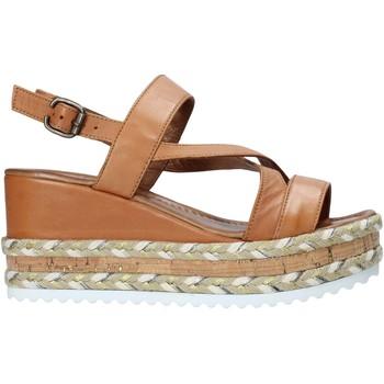 Sapatos Mulher Sandálias Bueno Shoes 21WQ6002 Castanho