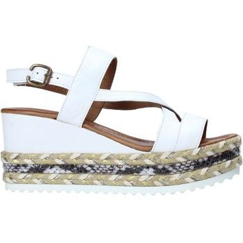 Sapatos Mulher Sandálias Bueno Shoes 21WQ6002 Branco