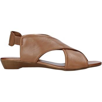 Sapatos Mulher Sandálias Bueno Shoes 21WL2408 Castanho