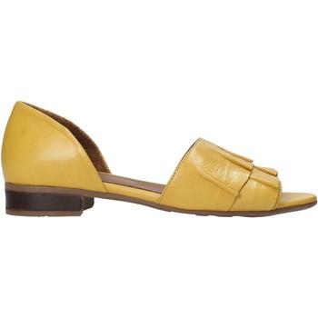 Sapatos Mulher Sandálias Bueno Shoes 21WN5100 Amarelo