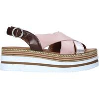 Sapatos Mulher Sandálias Bueno Shoes 21WS5704 Rosa