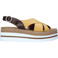Sapatos Mulher Sandálias Bueno Shoes 21WS5704 Amarelo