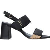 Sapatos Mulher Sandálias Alviero Martini E124 587A Preto