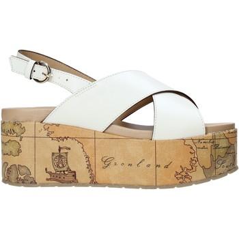 Sapatos Mulher Sandálias Alviero Martini E111 8578 Bege