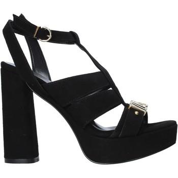 Sapatos Mulher Sandálias Alviero Martini E128 8058 Preto