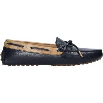 Sapatos Mulher Mocassins Alviero Martini P737 587A Preto