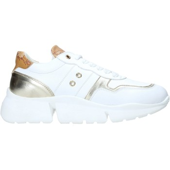 Sapatos Mulher Sapatilhas Alviero Martini P140 201E Branco