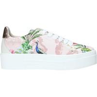 Sapatos Mulher Sapatilhas Alviero Martini P806 622A Rosa