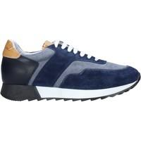 Sapatos Homem Sapatilhas Alviero Martini P169 306B Azul