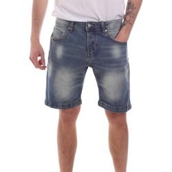 Textil Homem Shorts / Bermudas Sseinse PBJ761SS Azul