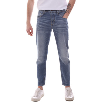 Textil Homem Calças Jeans Antony Morato MMDT00251 FA750302 Azul