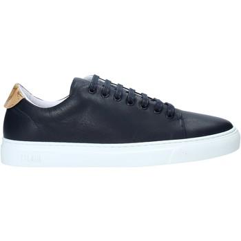 Sapatos Homem Sapatilhas Alviero Martini P172 578A Azul