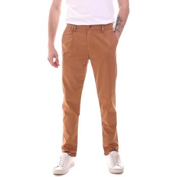 Textil Homem Chinos Gaudi 111GU25008 Castanho