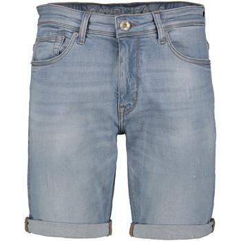 Textil Homem Shorts / Bermudas Gaudi 111GU26037 Azul