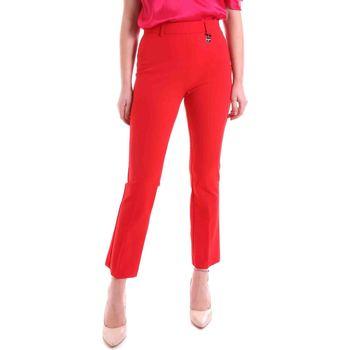 Textil Mulher Chinos Cristinaeffe 0412 2484 Vermelho