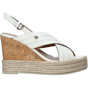 Sapatos Mulher Sandálias Alviero Martini E099 8578 Branco