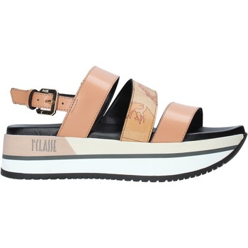 Sapatos Mulher Sandálias Alviero Martini E110 578A Rosa
