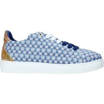 Sapatos Mulher Sapatilhas Alviero Martini P293 626A Azul