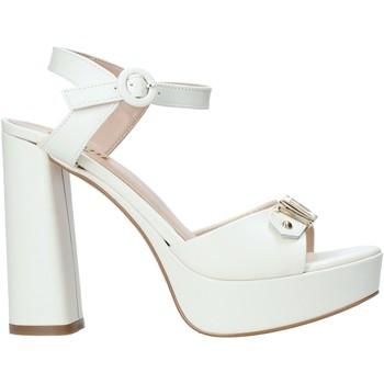 Sapatos Mulher Sandálias Alviero Martini E129 8578 Branco