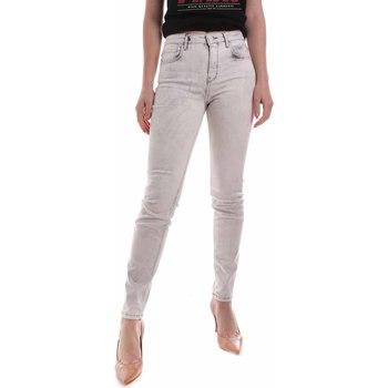 Textil Mulher Calças de ganga slim Pinko 1J10CJ Y62J Cinzento