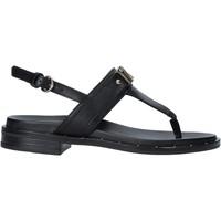 Sapatos Mulher Sandálias Alviero Martini E083 8578 Preto