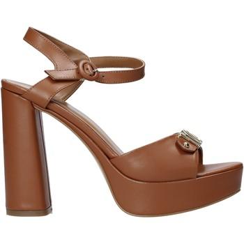 Sapatos Mulher Sandálias Alviero Martini E129 8578 Castanho