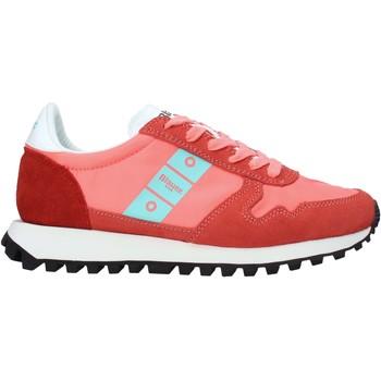 Sapatos Mulher Sapatilhas Blauer S1MERRILL01/NYS Vermelho