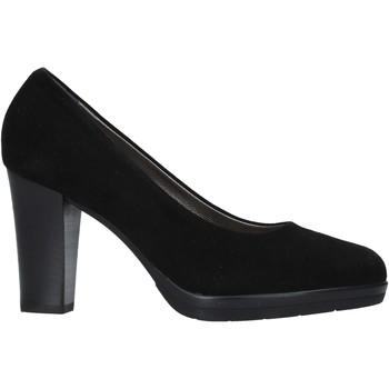 Sapatos Mulher Escarpim Confort 16I5860 Preto