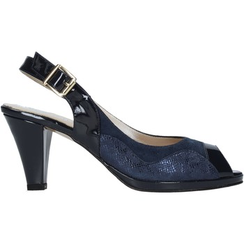 Sapatos Mulher Sandálias Confort 17E9234P Azul