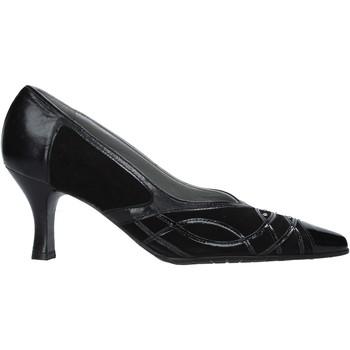 Sapatos Mulher Escarpim Confort 6326 Preto