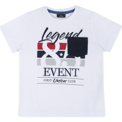 Textil Criança T-Shirt mangas curtas Chicco 09067252000000 Branco