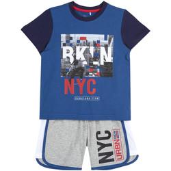 Textil Rapaz Conjunto Chicco 09076963000000 Azul