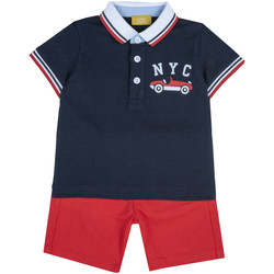 Textil Rapaz Conjunto Chicco 09076822000000 Azul