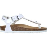 Sapatos Criança Sandálias Grunland SB0031 Branco