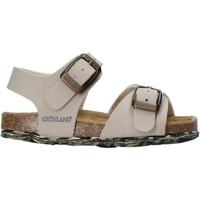 Sapatos Criança Sandálias Grunland SB1641 Bege