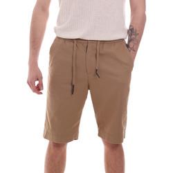 Textil Homem Shorts / Bermudas Antony Morato MMSH00170 FA900128 Bege