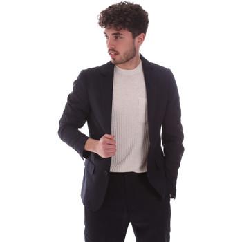 Textil Homem Casacos  Antony Morato MMJS00005 FA400060 Azul