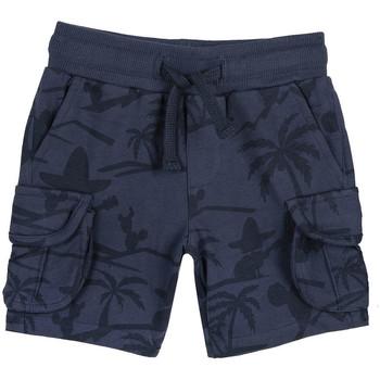 Textil Criança Shorts / Bermudas Chicco 09052977000000 Azul